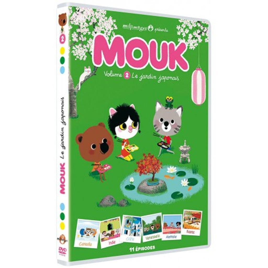 MOUK : volume 2 : le jardin japonais / François Narboux, réal. |