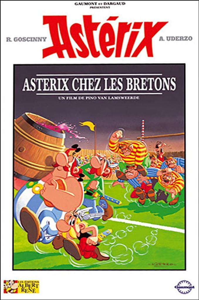 Astérix chez les Bretons / Pino Van Lamsveerde, réal. |