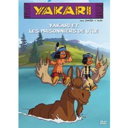 YAKARI : et les prisonniers de l'île / Xavier Giacometti, réal.   Giacometti, Xavier
