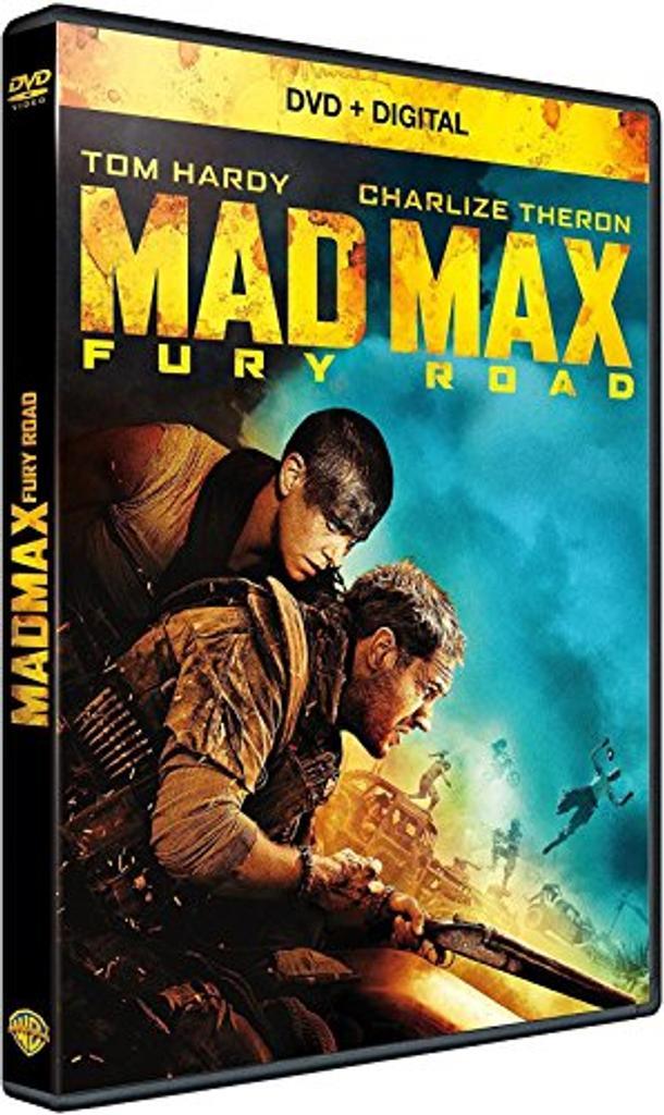 MAD MAX : fury road / George Miller, réal.  