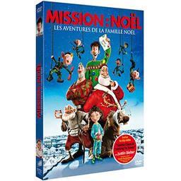 MISSION NOEL : Les aventures de la famille Noël / Sarah Smith, Barry Cook, réal. | Smith, Sarah