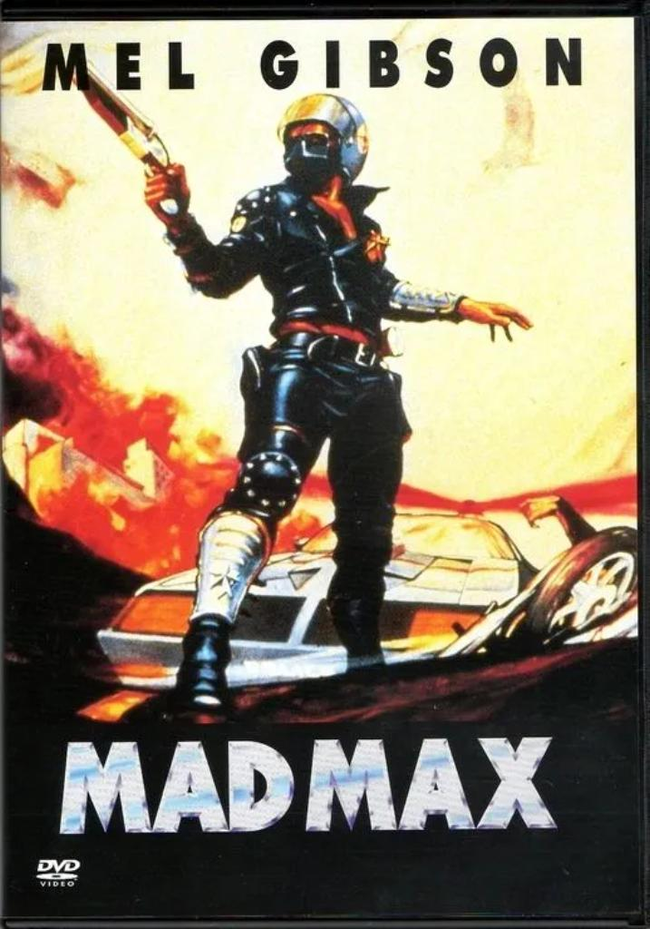 MAD MAX / George Miller, réal.  