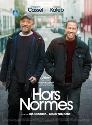HORS NORMES / Eric Toledano, Olivier Nakache, réal.   Toledano, Eric. Metteur en scène ou réalisateur. Metteur en scène ou réalisateur