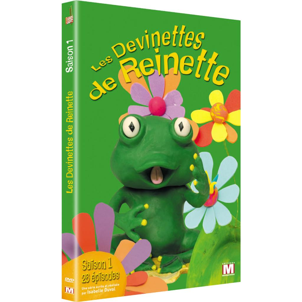 LES DEVINETTES DE REINETTE : saison 1 / Isabelle Duval, réal. |