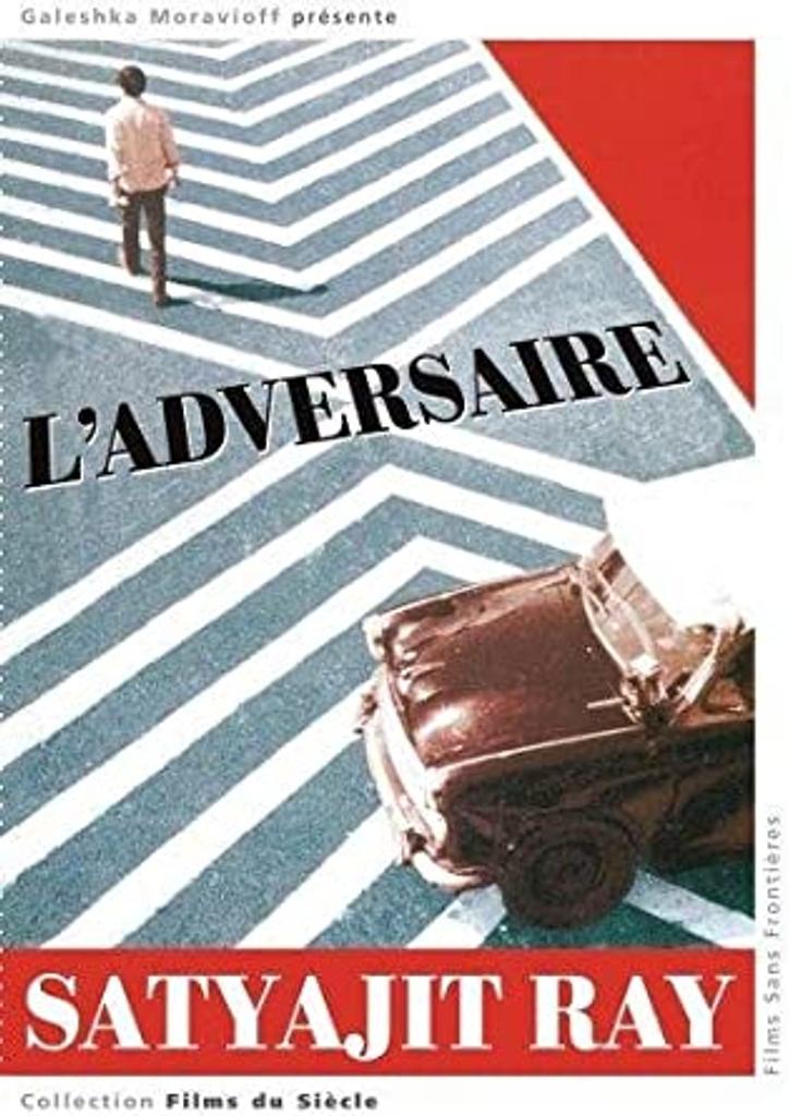 L'ADVERSAIRE / Satyajit Ray, réal.  
