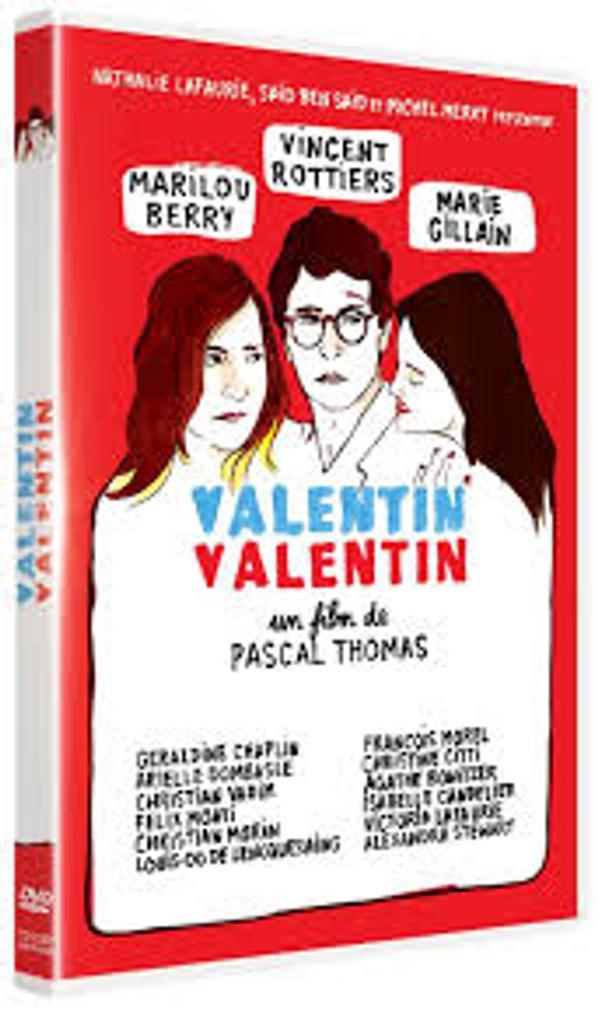 VALENTIN VALENTIN / Pascal Thomas, réal.   Thomas, Pascal. Metteur en scène ou réalisateur. Scénariste
