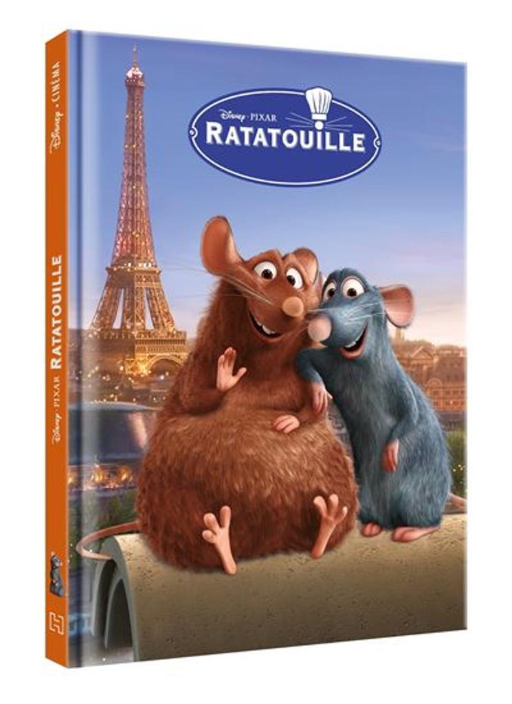 RATATOUILLE / Brad Bird, réal.  