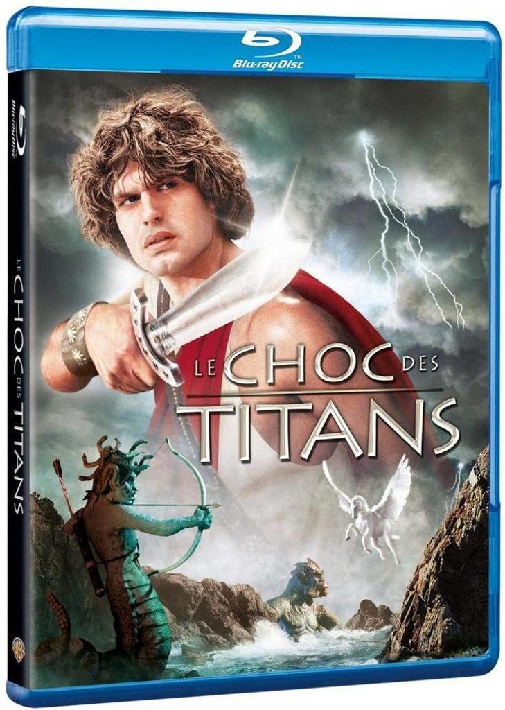 LE CHOC DES TITANS / Desmond Davis, réal.  