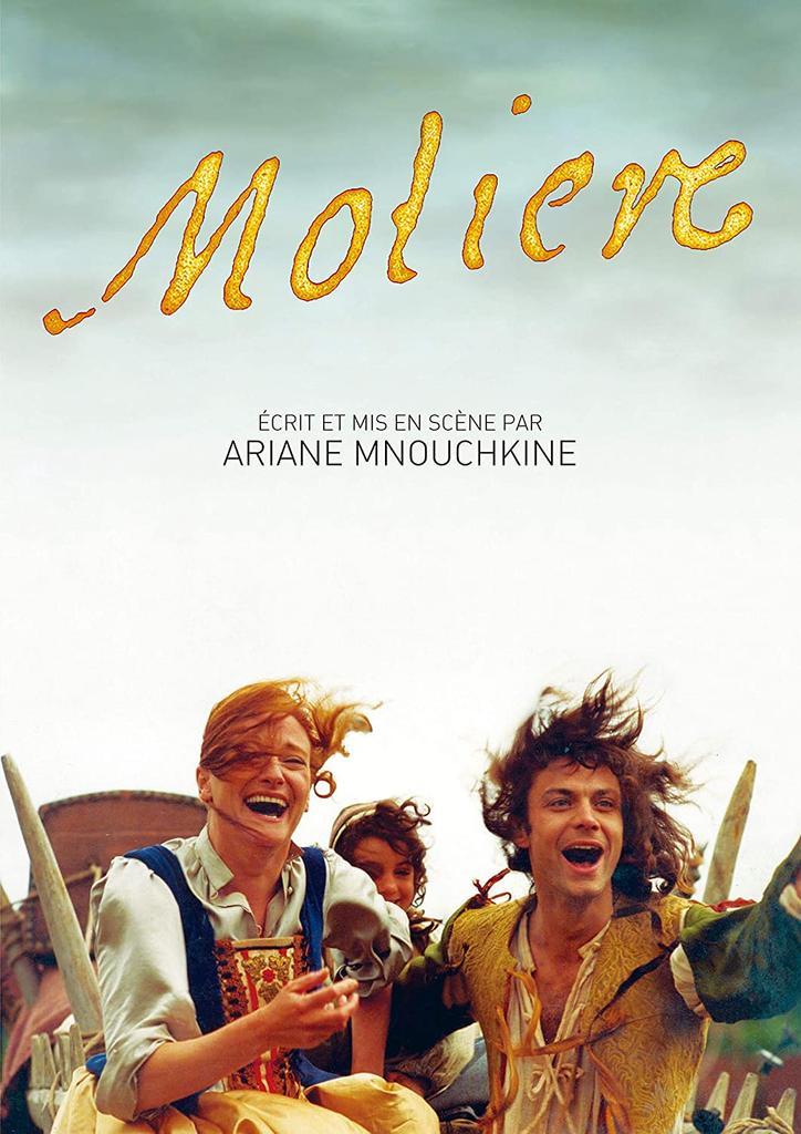 MOLIÈRE / Ariane Mnouchkine, réal. | Mnouchkine, Ariane. Metteur en scène ou réalisateur. Metteur en scène ou réalisateur
