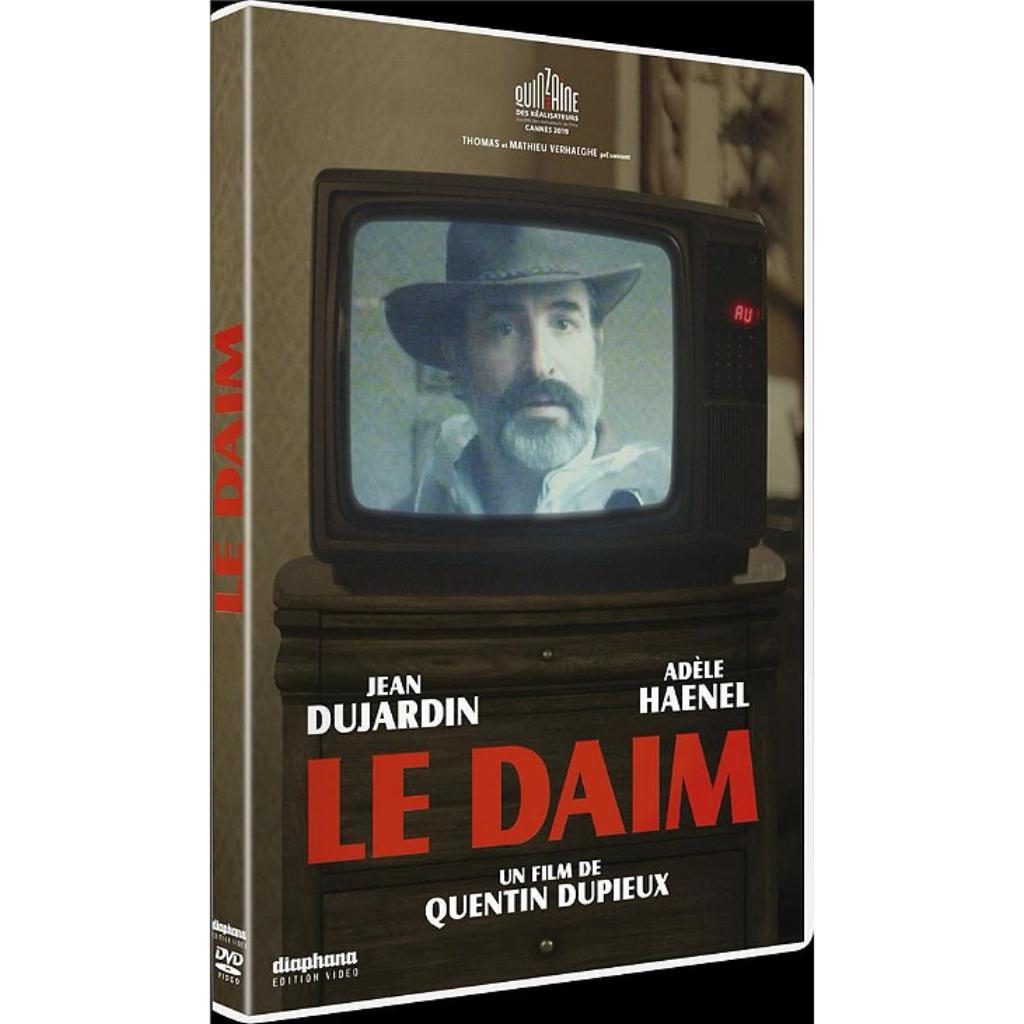 LE DAIM / Quentin Dupieux, réal. | Dupieux, Quentin. Metteur en scène ou réalisateur. Metteur en scène ou réalisateur
