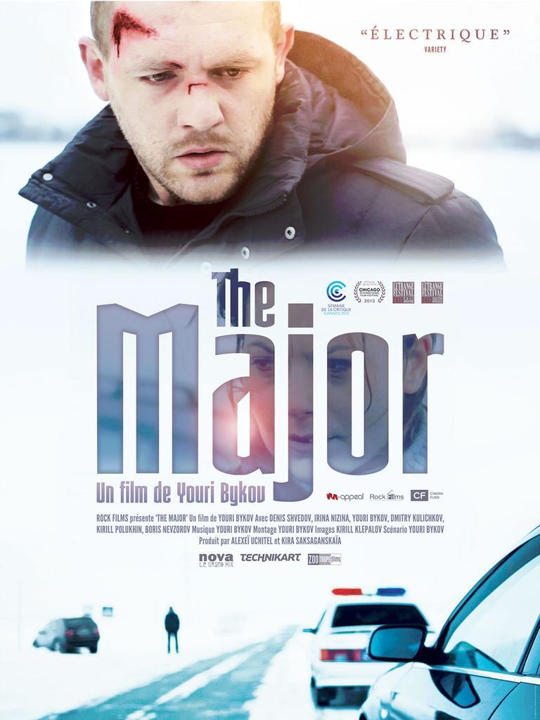 THE MAJOR / Youri Bykov, réal. | Bykov, Youri. Metteur en scène ou réalisateur. Metteur en scène ou réalisateur. Metteur en scène ou réalisateur. Metteur en scèn