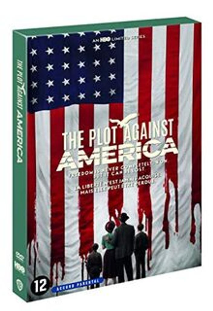 THE PLOT AGAINST AMERICA / Thomas Schlamme, Minkie Spiro, réal. | Simon, David. Metteur en scène ou réalisateur