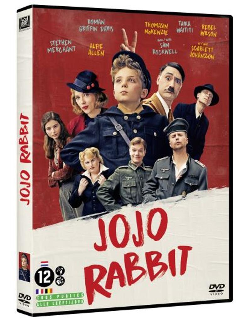 JOJO RABBIT / Taika Waititi, réal. | Waititi, Taika. Metteur en scène ou réalisateur. Scénariste. Acteur