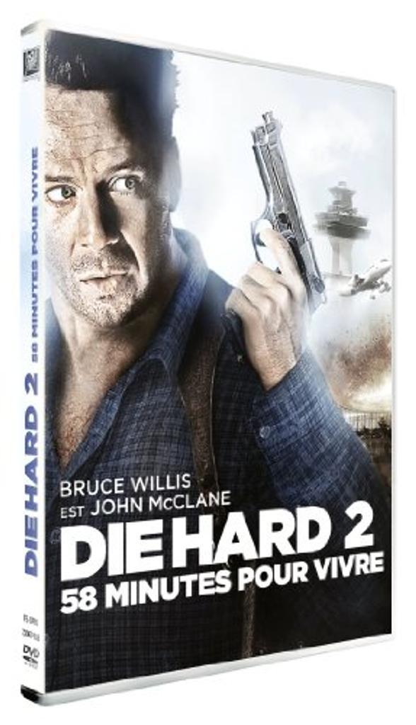 58 MINUTES POUR VIVRE : Die hard 2 / Renny Harlin, réal. |