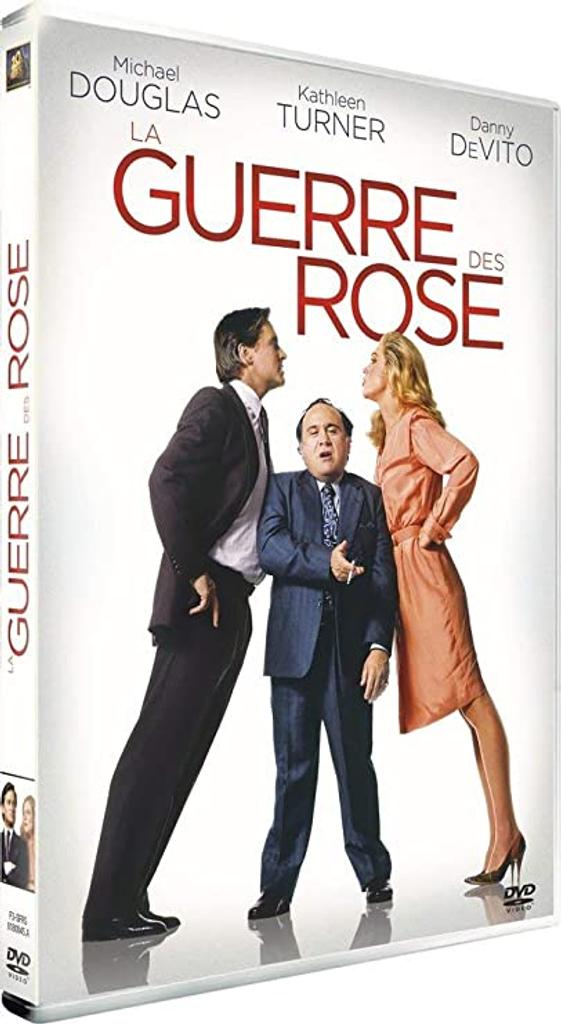 LA GUERRE DES ROSES / Danny Devito, réal. |