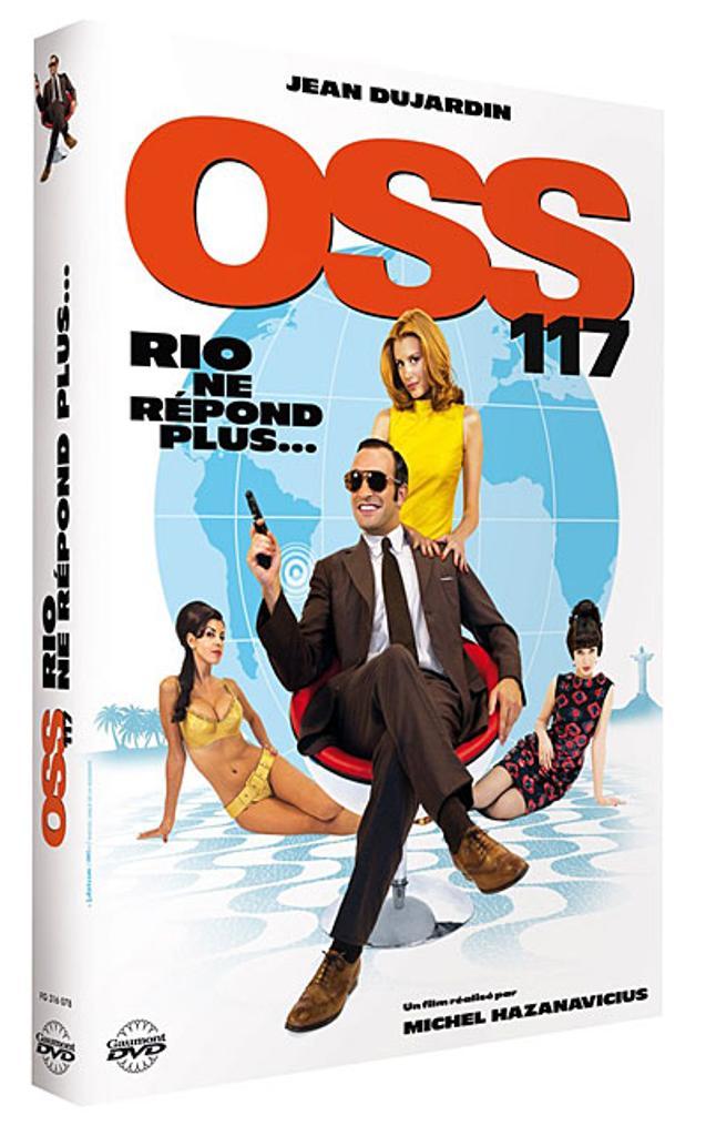 OSS 117 - Rio ne répond plus... / Michel Hazanavicius, réal. |