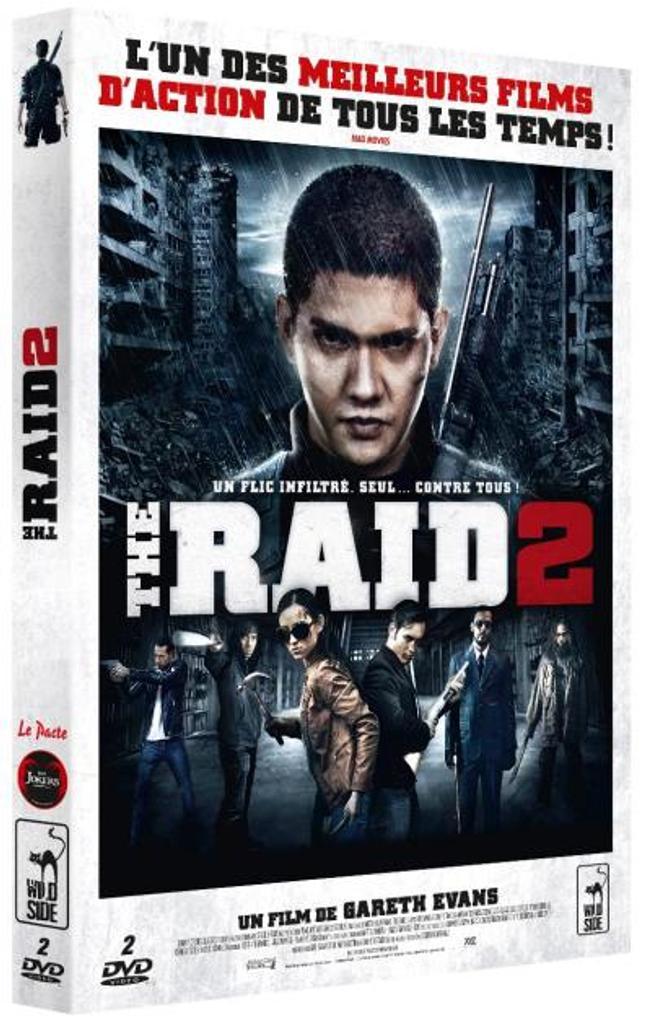 THE RAID 2 / Gareth H. Evans, réal.  