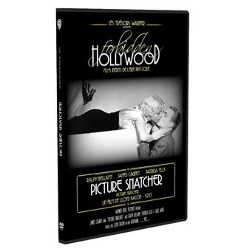 PICTURE SNATCHER / Lloyd Bacon, réal. | Bacon, Lloyd. Metteur en scène ou réalisateur