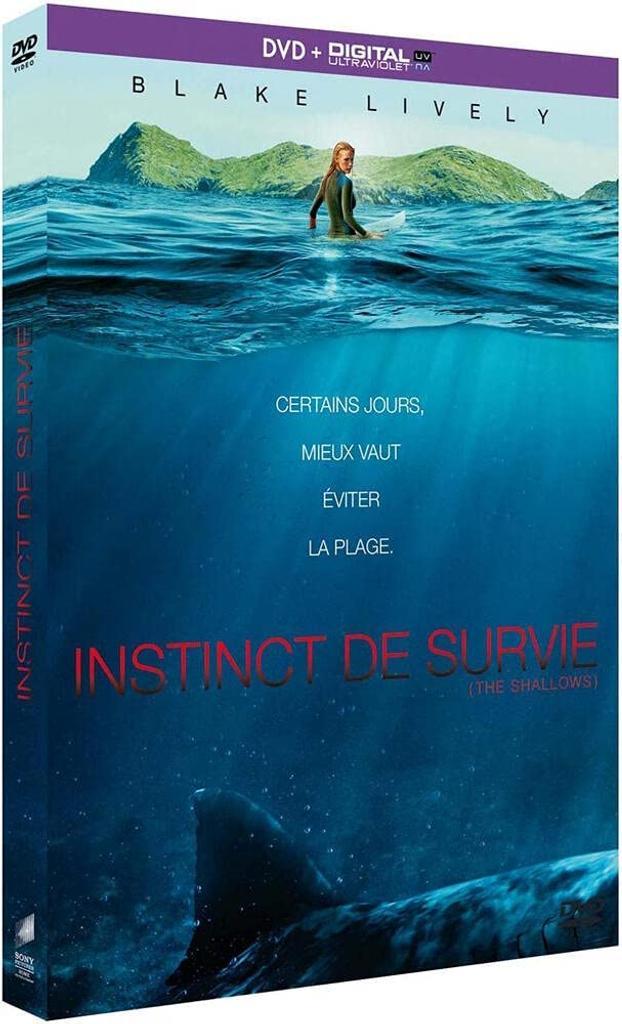 INSTINCT DE SURVIE / Jaume Collet-Serra, réal. | Collet-Serra, Jaume. Metteur en scène ou réalisateur