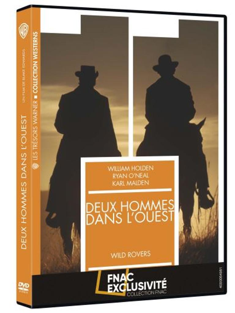 DEUX HOMMES DANS L'OUEST / Blake Edwards, réal.  