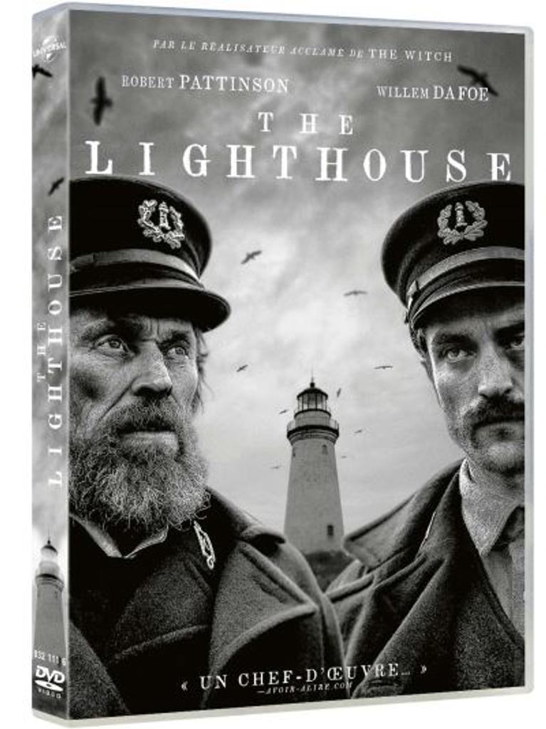 THE LIGHTHOUSE / Robert Eggers, réal. | Eggers, Robert. Metteur en scène ou réalisateur. Scénariste