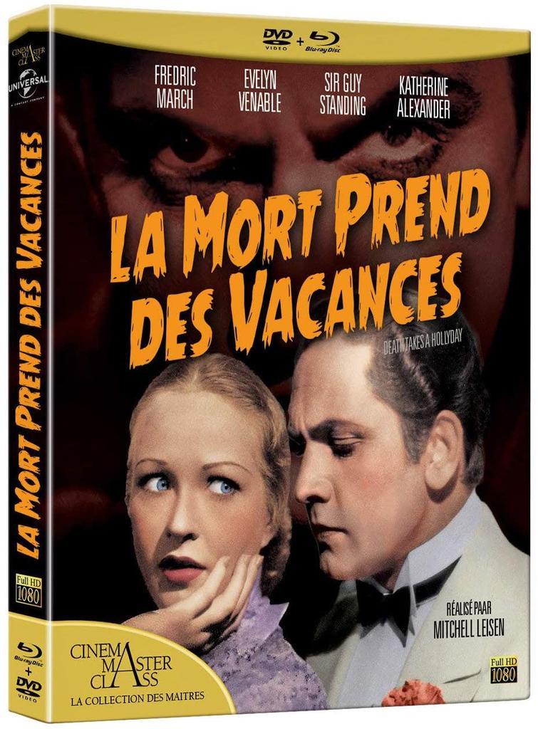 LA MORT PREND DES VACANCES / Mitchell Leisen, réal. | Leisen, Mitchell. Metteur en scène ou réalisateur