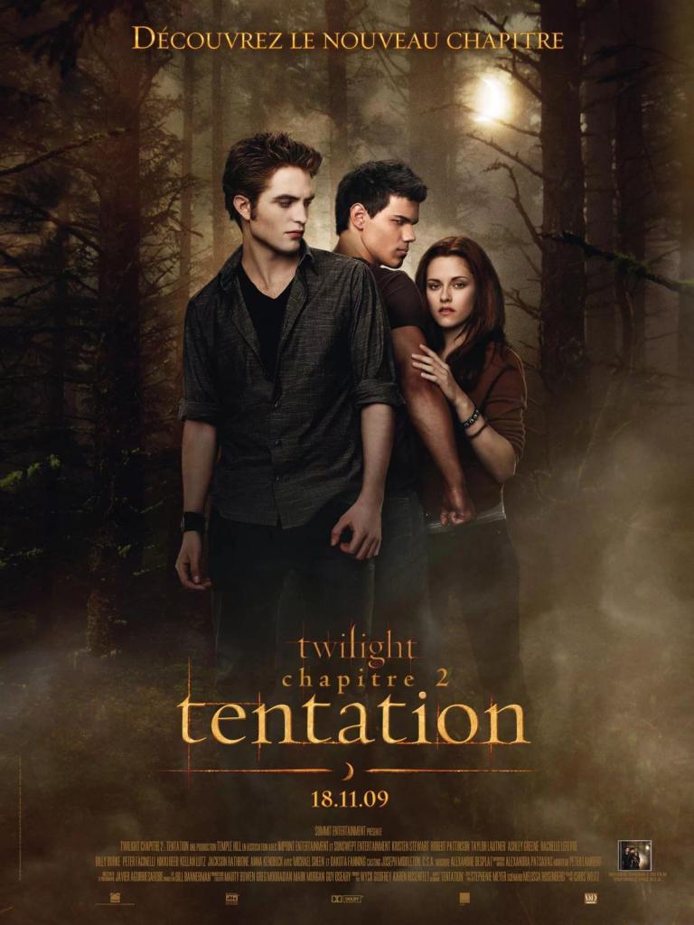 TWILIGHT 2 : Tentation / Chris Weitz, Catherine Hardwicke, David Slade, Bill Condon, réal.  
