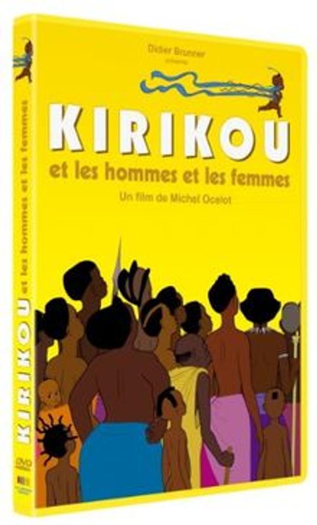KIRIKOU ET LES HOMMES ET LES FEMMES / Michel Ocelot, réal. |