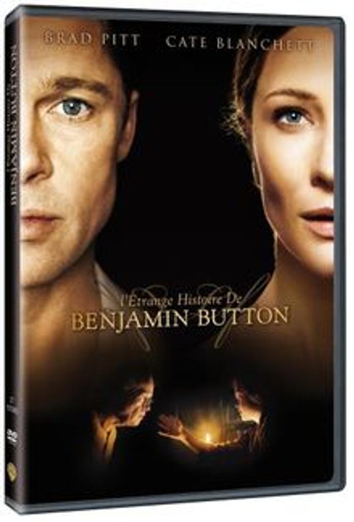L'ETRANGE HISTOIRE DE BENJAMIN BUTTON / David Fincher, réal.  