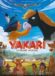 YAKARI : la grande aventure / Xavier Giacometti, Toby Genkel, réal. | Giacometti, Xavier. Metteur en scène ou réalisateur. Scénariste. Dialoguiste