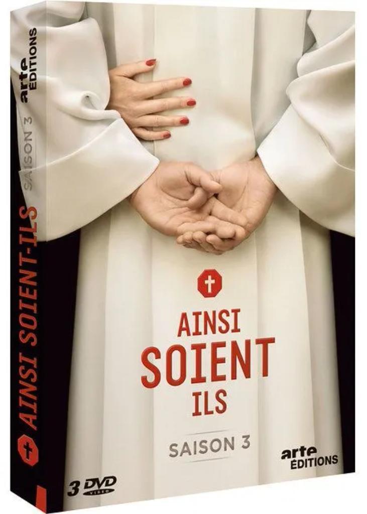 ANSI SOIENT-ILS : saison 3 / Elizabeth Marre, Olivier Pont, Rodolphe Tissot, réal. |