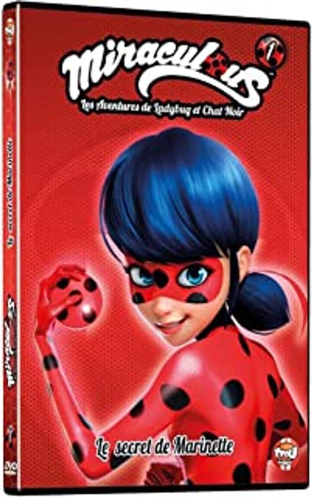 MIRACULOUS, les aventures de LadyBug et Chat Noir : 1 / Thomas Astruc, réal. |