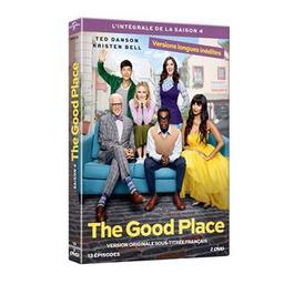 THE GOOD PLACE : saison 4 / Dean Holland, Jude Weng, Beth McCarthy-Miller, réal. | Holland, Dean. Monteur