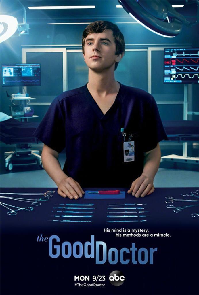 THE GOOD DOCTOR : saison 3 / Mike Listo, Allison Liddi-brown, Tara Nicole Weyr, réal.  