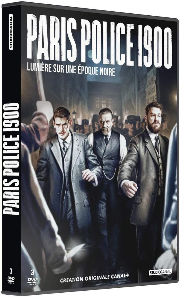 PARIS POLICE 1900 / Julien Despaux, Frédéric Balekdjian, Fabien Nury, réal. |