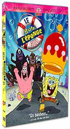 BOB L'EPONGE, le film / Stephen Hillenburg, Paul Tibbitt, réal.   Hillenburg, Stephen. Metteur en scène ou réalisateur
