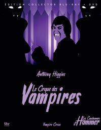 LE CIRQUE DES VAMPIRES / Robert Young, réal. | Young, Robert. Metteur en scène ou réalisateur