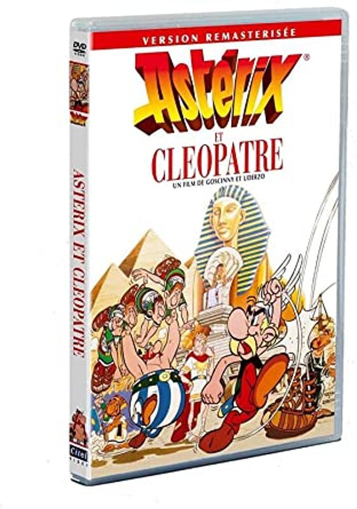 ASTERIX ET CLEOPATRE / René Goscinny, Albert Uderzo, réal. |