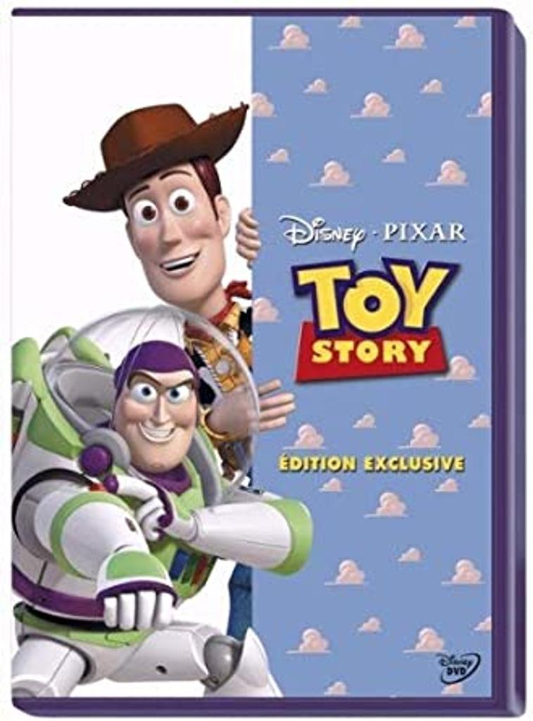 TOY STORY / John Lasseter, réal. |