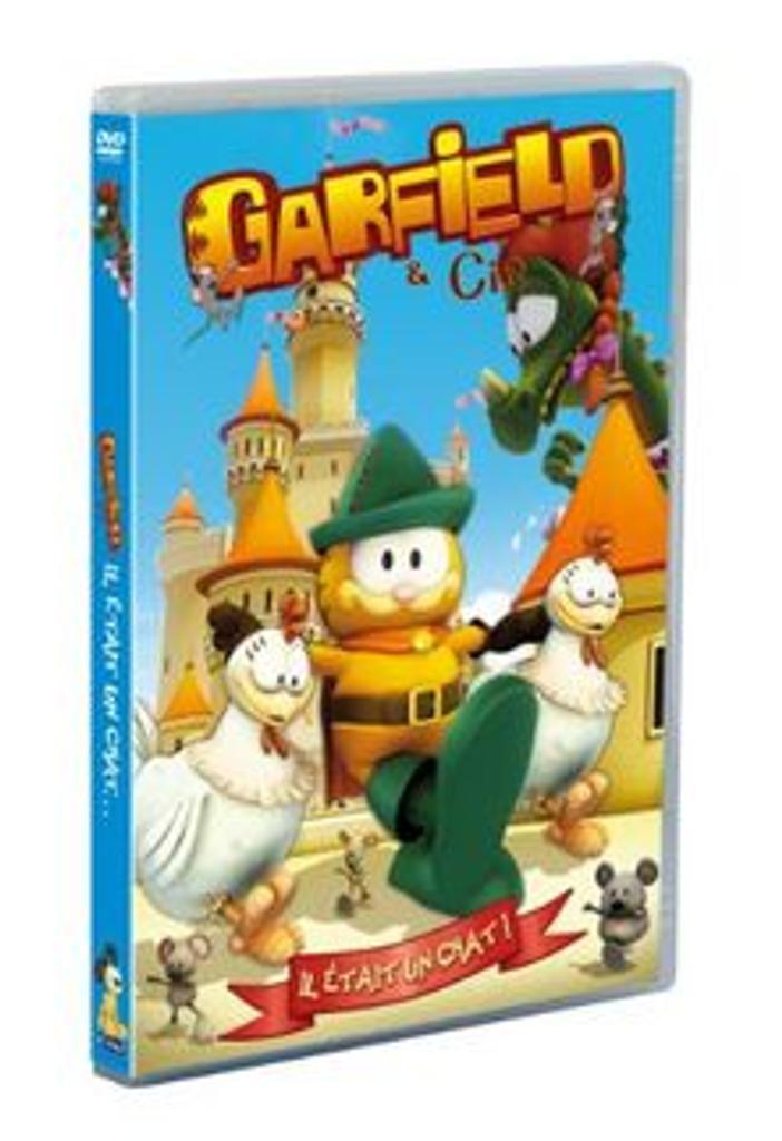 GARFIELD & CIE : Il était un chat / Philippe Vidal, réal. |