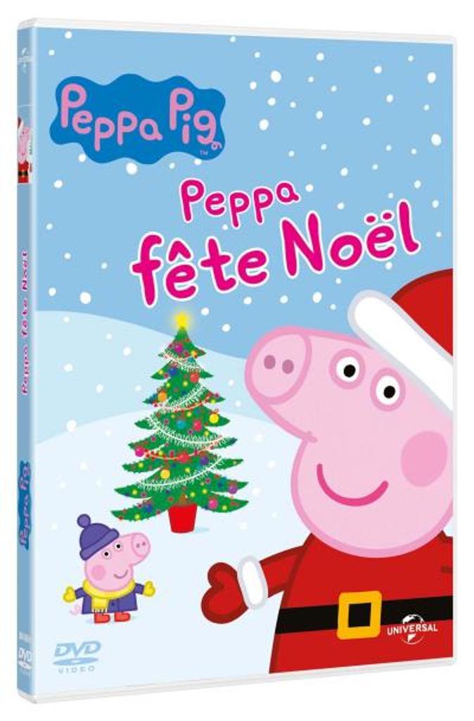 PEPPA PIG : Peppa fête Noël / Neville Astley, Mark Baker, réal. |