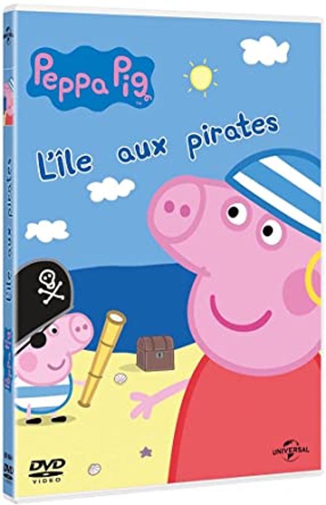 PEPPA PIG : L'ïle aux pirates / Neville Astley, Mark Baker, réal. |