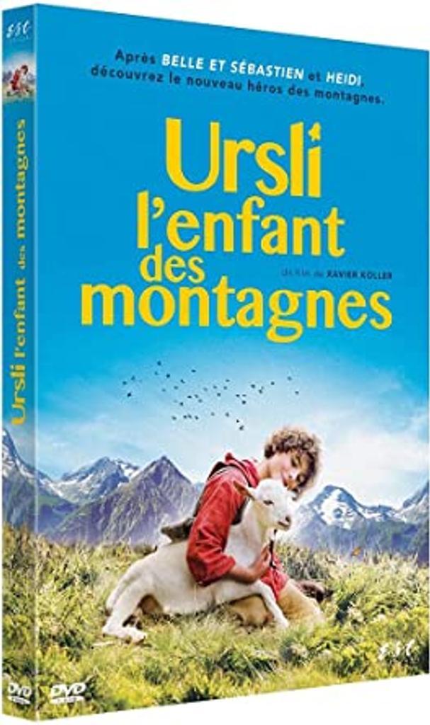 URSLI, L'ENFANT DES MONTAGNES / Markus Imboden, Roger Spottiswoode, Brando Quilici, Xavier Koller, Gernot Roll, réal. |
