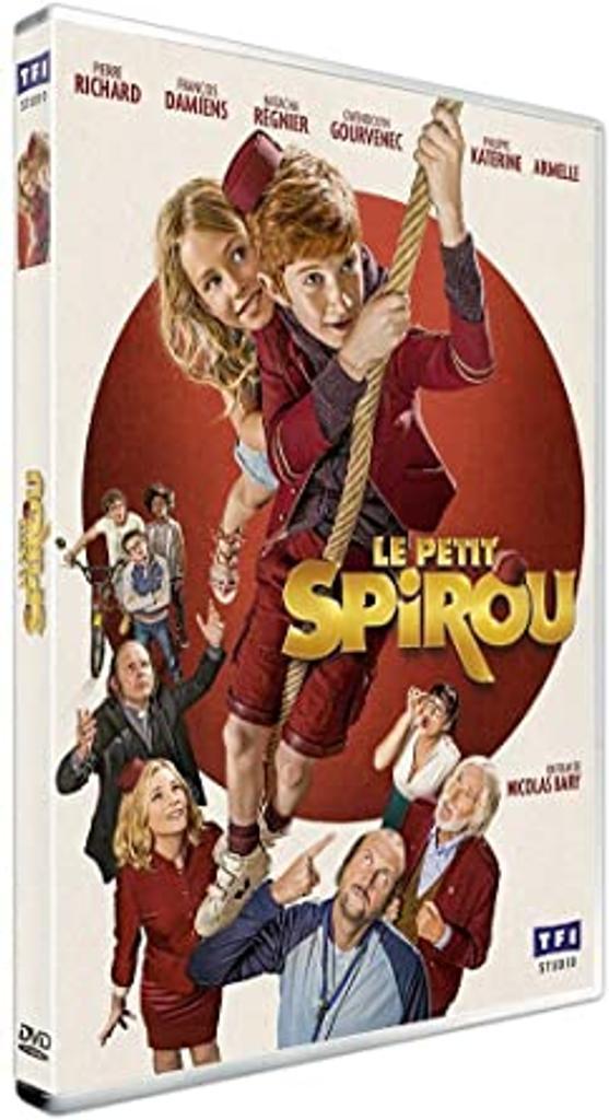LE PETIT SPIROU / Nicolas Bary, réal. |