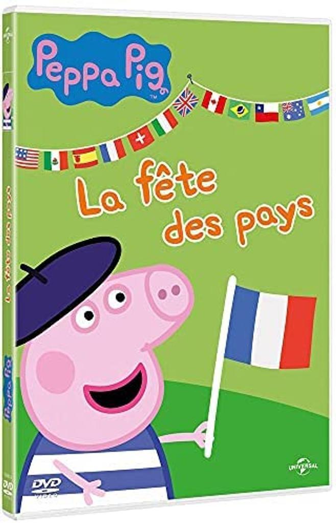 PEPPA PIG : La fête des pays / Neville Astley, Mark Baker, réal. |