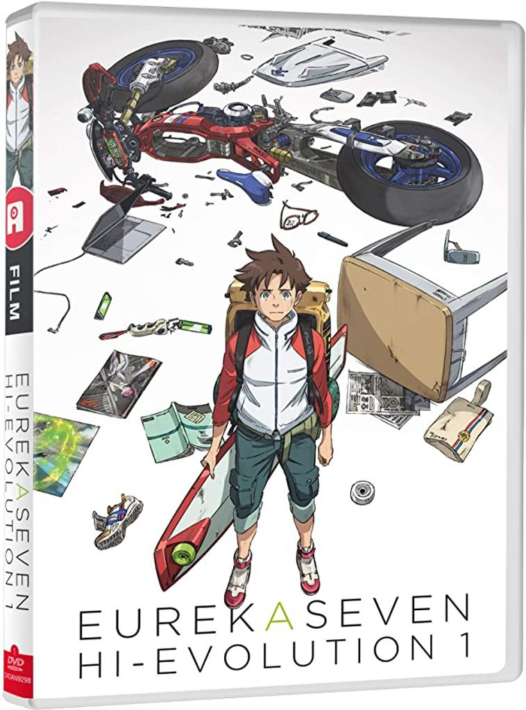 EUREKA SEVEN HI-EVOLUTION 1 / Tomoki Kyoda, Hisatoshi Shimizu, réal. |