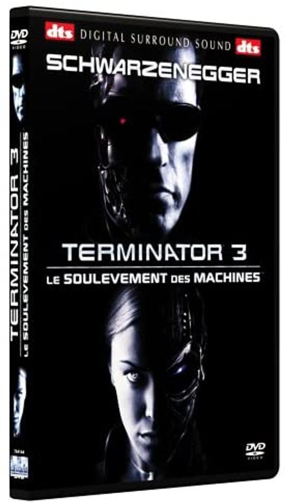 TERMINATOR 3 : Le Soulèvement des machines / Jonathan Mostow, réal. |