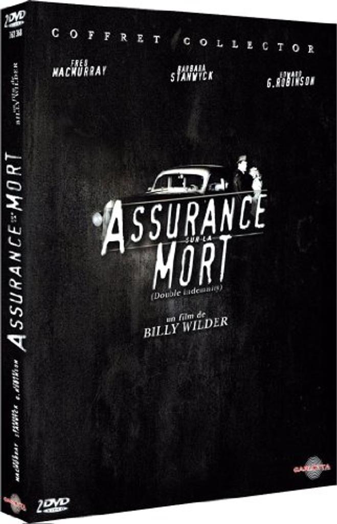 ASSURANCE SUR LA MORT / Billy Wilder, réal. |