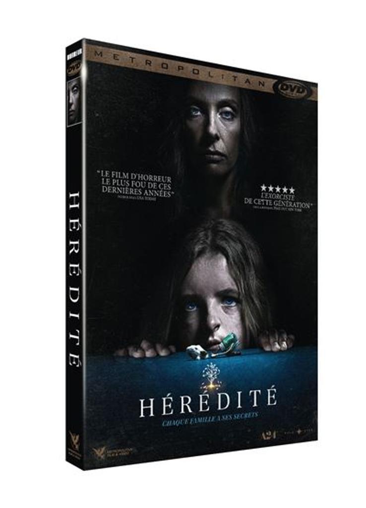 HÉRÉDITÉ / Ari Aster, réal. |