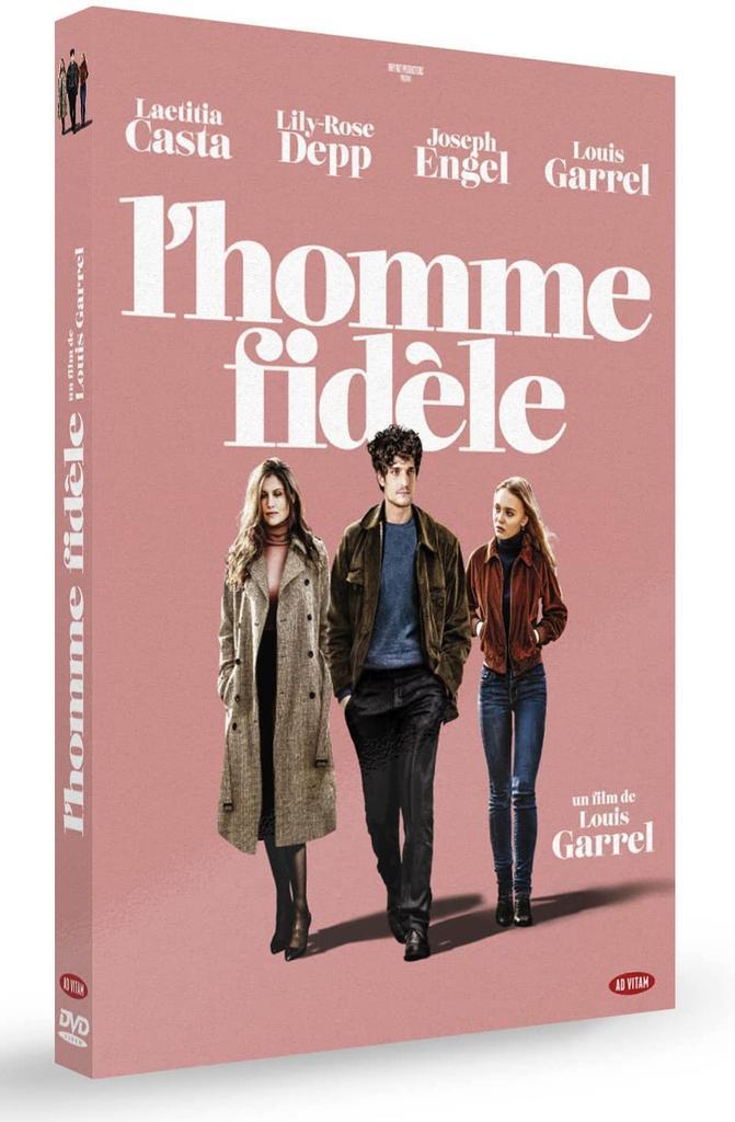 L'HOMME FIDELE / Louis Garrel, réal. |